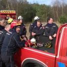 Oefening natuurbrand 2016