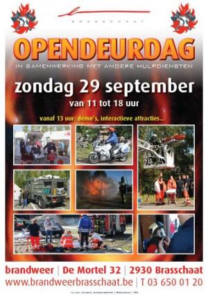 Opendeurdag 29/09/2013